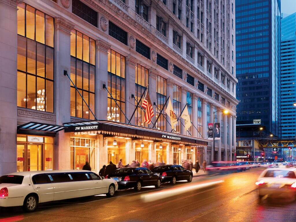 3 family travel itineraries from cond nast traveler for All hotels downtown chicago