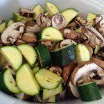 Easy Chicken Mushroom Crockpot Ragout