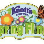 {Giveaway} 2 Tickets for Knott's Berry Bloom 2014