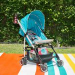Maxi Cosi Kaia in Bohemian Blue Eases New Dad Stroller Anxiety