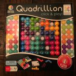 Quadrillion Game Review-  IQ Building Fun!