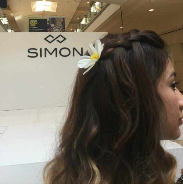 Simon Malls Lookbook Live