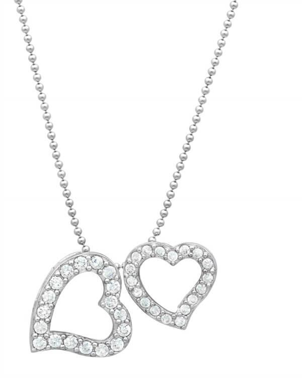 DRJ Heart Necklace
