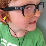 Safer More Comfortable Earphones for Kids
