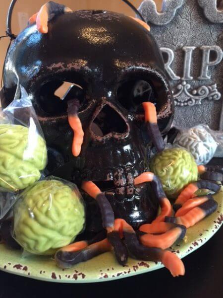Zombie Brain Pops