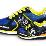 """Stride Rite Star Wars Shoes Show The World """"I am Your Father"""""""