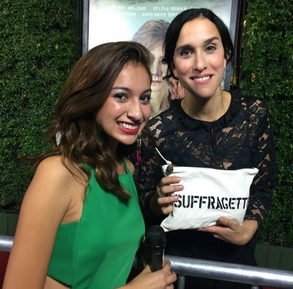 Suffregette Movie Premiere 4