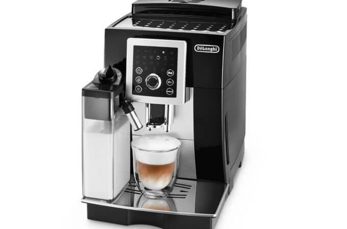 I Tried a DeLonghi MagnificaS Cappucino Smart and Dumped My Barista