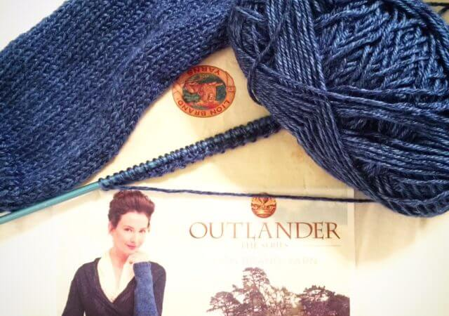 New Outlander Knits from Lion Brand Ye Ken?