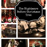 Nightmare Before Christmas Tree & Holiday Decor