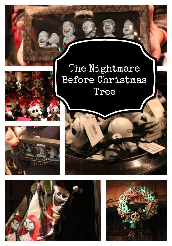 nightmarebeforechristmastree