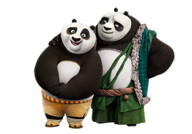 Fatherhood - Kung Fu Panda