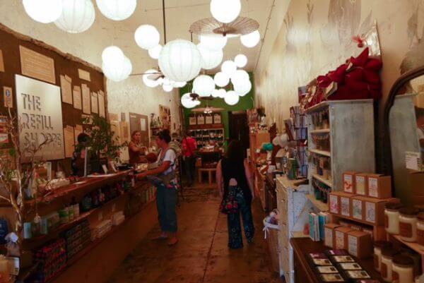 The Refill Shoppe in Ventura Ca