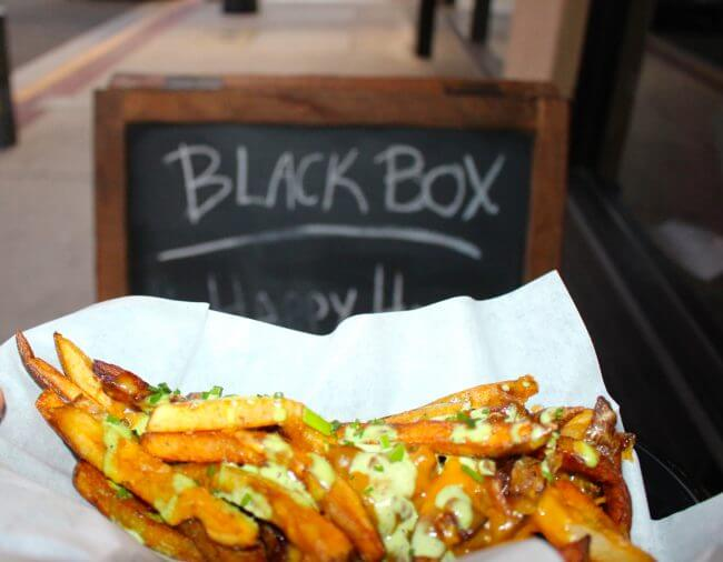 Irish Nachos at Black Box Santa Ana