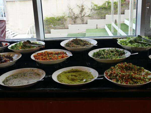 Israeli Breakfast Dan Panorama