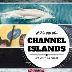 Exploring the Channel Islands from Ventura California