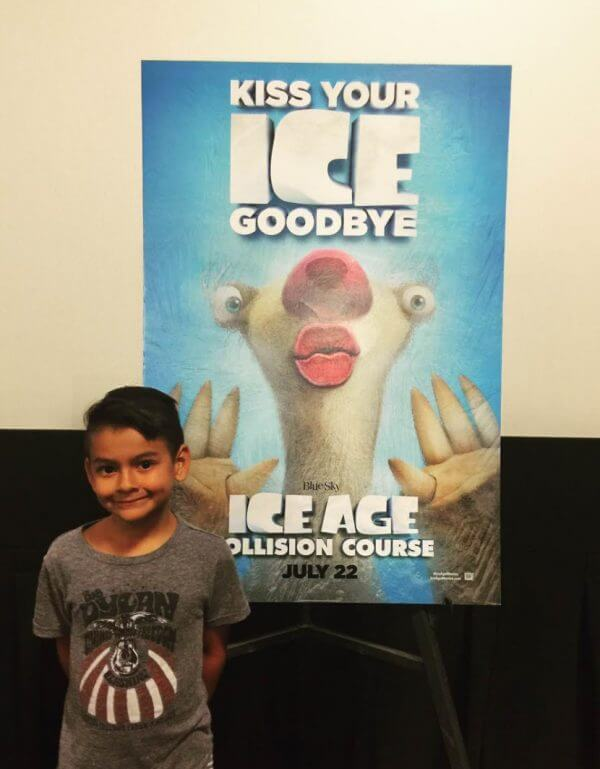 Ice Age: Collision Course Movie Screening