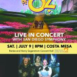 Special Offer for the Wizard of Oz at Segerstrom on July 9th