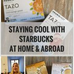 STAYING COOL WITHSTARBUCKS AT HOME & ABROAD