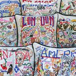 Geography Pillows:Retail Therapy for Wanderlust