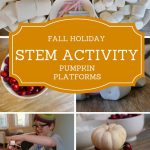 Holiday Stem Challenge: Building Pumpkin Platforms
