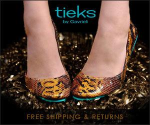 Tieks by Gavrieli - The Ballet Flat, Reinvented.