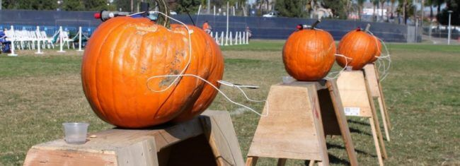 Discover Cube Pumpkin Launch Activity