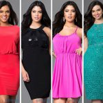 Giveaway + Stunning Plus Size Dresses + Hottest Colors for 2016 & 2017
