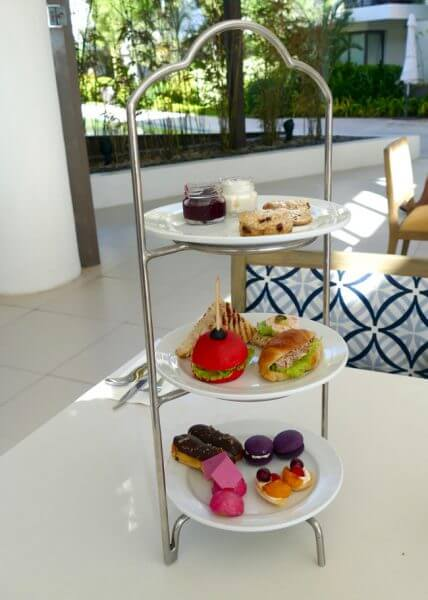 Tea Time at Discovery Shores Boracay