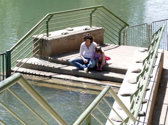 Jordan River Israel Baptism Site