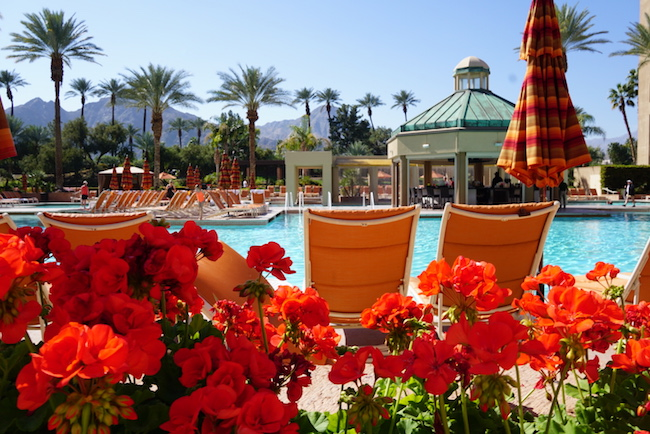 Poolside Renaissance Indian Wells