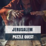 Jerusalem Puzzle Quest Escape Rooms Are Tween and Teen Approved