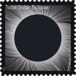 These Eclipse Stamps Are So Cool You'll Want to Take a Number at the Post Office