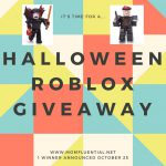 Halloween Roblox Toys Giveaway