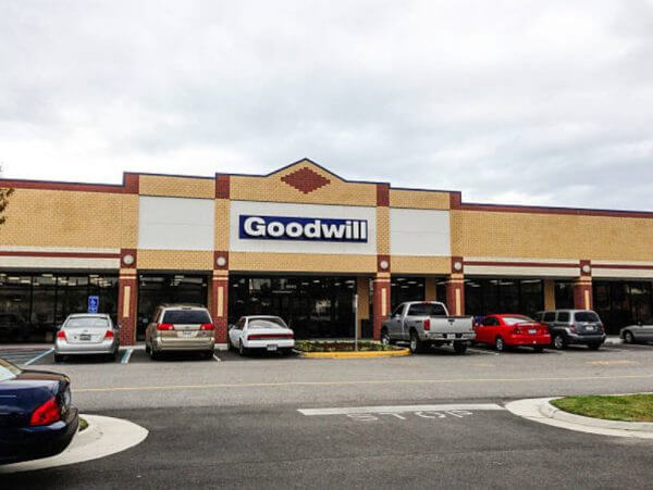 Goodwill Declutter with a purpose