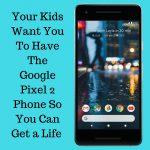Google Pixel 2 From Verizon Wireless