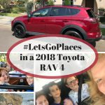 Let's Go Places in the 2018 Toyota RAV 4