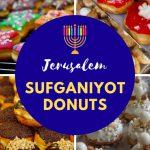 Hanukkah Sufganiyot – Donut Spotting In Jerusalem