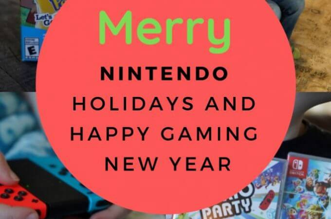 We Wish You A  Merry 2018 Nintendo Christmas, and a Super Smash Bros New Year