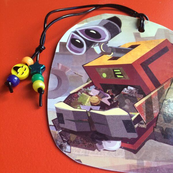 luggage tag board book craft