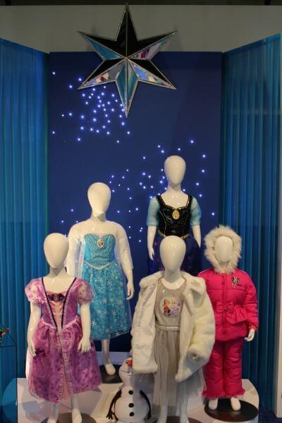 Disney Girl Apparel 2014