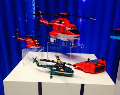 Planes: Fire and Rescue Copters