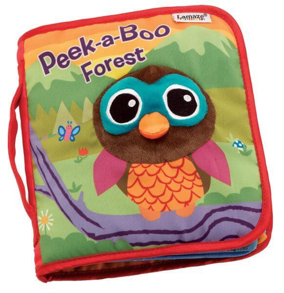 Lamaze-Peek-a-Boo-Forest-Soft-Book