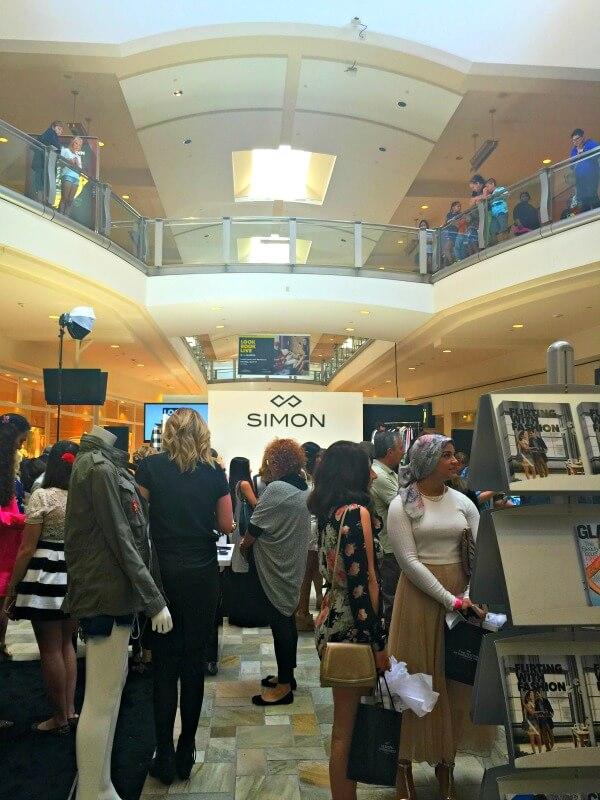 Simon Malls Event
