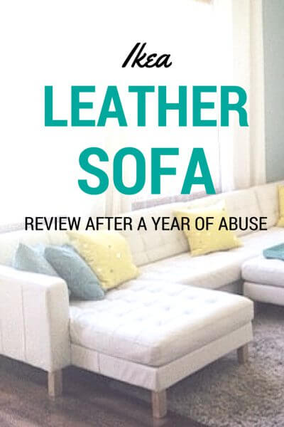 Awesome The Big White Ikea Leather Sofa Review Pdpeps Interior Chair Design Pdpepsorg