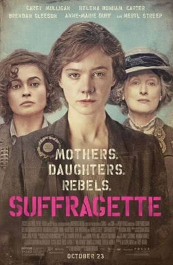 Suffragette Movie Premiere 6