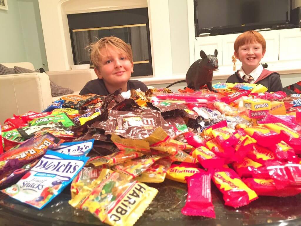 halloween-candy-haul