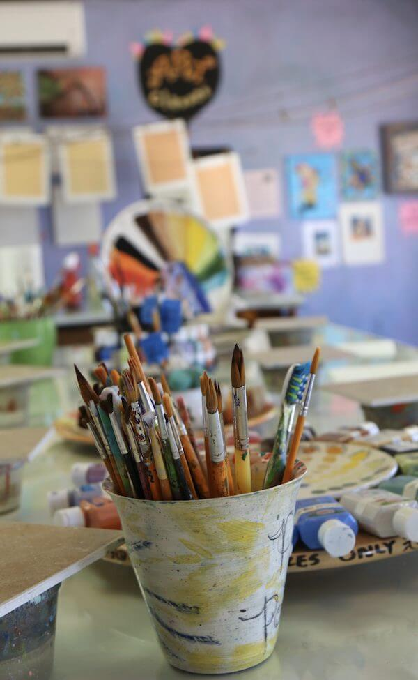 art classes at 29 Palms Creative Center