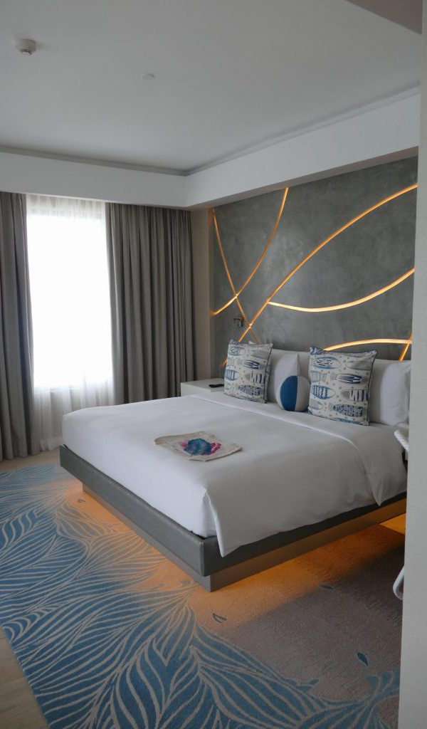 superior room at the Lind Boracay