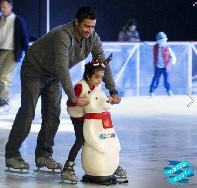Winter Fest Ice Skating